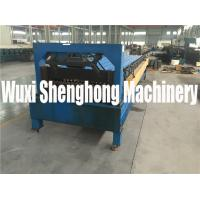 Quality Wave Shape Roof  Sheet Roll Forming Machine European Standard for sale