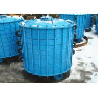 Quality 12 Plate Type Glass Lined Condenser Carbon Steel Material For Cooling for sale