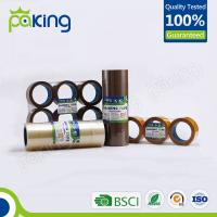 Quality manufacturers waterproof acrylic adhesive tape for carton sealing for sale