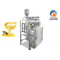 Quality CE Approved Sachet Packing Machine Electric Driven 0.04 - 0.09mm Thick Film for sale