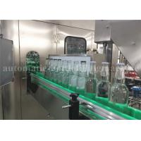 Quality Fully Automatic Carbonated Drink Production Line Energy Drink Glass Bottle Filling Machine Manufacturer for sale