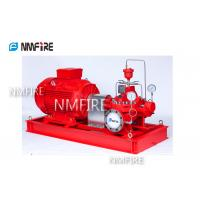 Quality UL Listed Split Case Centrifugal Pump Motor Driven Fire Pump For Pipelines Bureaus for sale