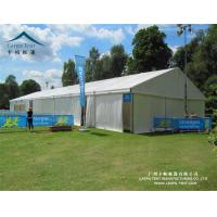 Quality 12m x 30m Indian Style Large Wedding Tents With Aluminum Frame UV - Resistant for sale