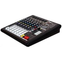 Buy 110v - 230v Portable Power Mixer , 6 Channel Dj Music Mixers With DSP I06 at wholesale prices
