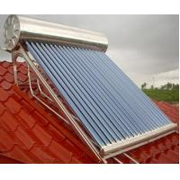 Buy Integrated pressurized solar water heater & Solar Water Heating at wholesale prices