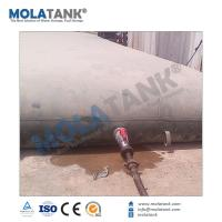Quality MOLATANK Customized 1000 Liter 2000 Liter 5000 Liter Flexible Collapsible PVC Water Storage Tank for sale