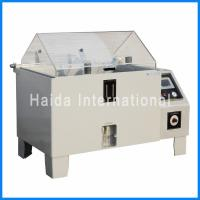 Quality Neutral Salt Spray Corrosion Test Chamber , PVC Coating Corrosion Testing Equipment for sale