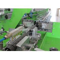 Quality River Banks Diamond Mesh Wire Making Machine For 1.5-4.5mm Diameter Wire for sale