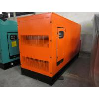 Quality Cummins Power Water Cooled Silent Type Diesel Generator 150KW / 188KVA for sale