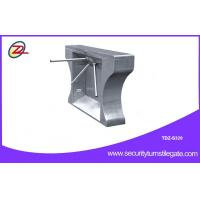 Quality TCP / IP / RFID stainless steel tripod turnstile gate with ticketing system for scenic for sale