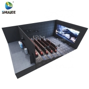 Quality Simulator Motion Chairs 4d Cinema System Solution Equipment Amusement Park for sale
