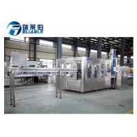 China Stable Operated Complete Mineral Water Bottling Plant For Plastic Bottles on sale