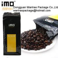 Quality Customized Coffee Bean / Coffee Powder Stand Up Pouches For Food Packaging for sale