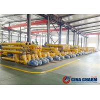 China LSY325 Industrial Vertical Screw Conveyor For Building Materials / Chemical Industry on sale