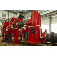 Quality UL Listed 2000gpm Fire Fighting Water Pump Set Diesel Engine / Electric Motor Driven for sale