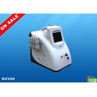 Quality 650nm - 660nm Portable Cryo Laser Liposuction Machines With 4.5L Water Tank for sale