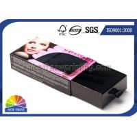 Quality Glossy Lamination 4C Printing Paper Gift Box For Eyeshadow Palette Gift Set for sale