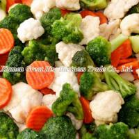China Individual Quick Frozen Mixed Vegetables on sale
