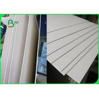 Quality 300 350 400gsm White High Bulk  Food Grade Paper Roll For Box Making for sale