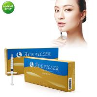 Quality Hot popular hyaluronic acid filler   ACEFILLER dermal filler 1ml 2ml  for lip and anti-wrinkle for sale
