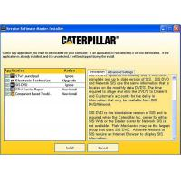 Buy cheap New version Caterpillar SIS cat SIS 2018.04 full parts and repair with 3D Graphics on USB Hard Disk from wholesalers