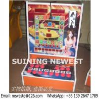 Quality Congo Ghana Buyer Love Coin Operated Casino Gambling Jackpot Arcade Games Small Slot Machines for sale