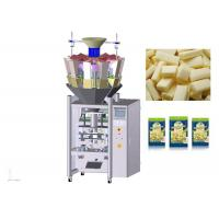 Quality Double Servo Motor Automatic Packing Machine, High Speed Cheese Packaging Machine for sale