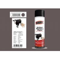 Quality Light Green Animal Marking Spray Paint For Pig With MSDS Certification for sale