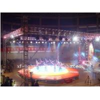Quality Easy Install Roof Stage Truss for Event , Small Stage Lighting Truss for sale