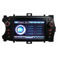 Buy 6.2 Inch HD Car Toyota-Yaris RADIO Bluetooth 6 CDC PIP 3G Toyota DVD Navigation at wholesale prices