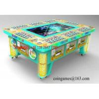 Quality 6 Players Amusement Coin Operated Hunter Shooting Fishing Cabinet Gambling Arcade Game Machine for sale