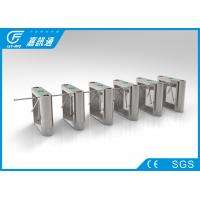 Quality Semi Auto Tripod Coin Operated Turnstile Bi - Directional Single Passage For Factory for sale