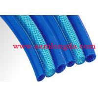 Quality Heavy duty PU braid reinforced Hose, W.P. 15bar for automation and hose reel for sale