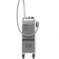 China Stationary 20 Million Shots Diode Laser Hair Removal Machine 1064nm/808nm/755nm on sale