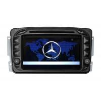 Quality ST-931 1 Digital TFT LCD Bluetooth Canbus Benz DVD GPS, Navigation For Mercedes Viano / W203 / W210 for sale