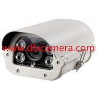 Quality DLX-LB4  Weather-proof  SONY CCD 700TVL License plate capture Color Bullet Camera  for sale