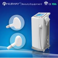 Quality Nubway NBW 808nm Painless Diode Laser Hair Removal Machine for Body Depilation for sale