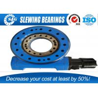 Quality Thinner​ WEA9 slewing ring drives as rotation parts for construction equipment for sale