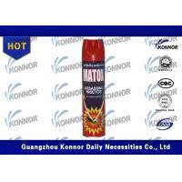 Buy cheap Environmentally Friendly 400ml Anti Mosquito Spray / Bug Killing Spray from wholesalers