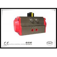 Quality Professional FLUITECH/OEM Pneumatic Actuated Control Ball Valve Pneumatic Rotary Actuator Manufacturer for sale