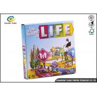 Quality Cute Paper Box Packaging / Recyclable Materials Corrugated Cardboard Boxes for sale