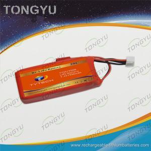 Quality Orange Helis RC 20C Lithium Polymer LiPo Battery Packs 7.4V 1550mAh for sale