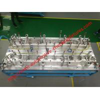 Quality Metal Checking Fixture Components 06 0.005mm Tolerance For Automotive Parts for sale