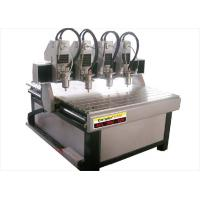 Quality Air Cooling 3D CNC Wood Routers Woodworking CNC Router With OSAI Controller for sale