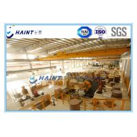 Quality Paper Mill Kraft Paper Roll Wrapping Machine , Full Automatic Paper Roll Packing Machine for sale