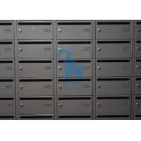 Quality Lockable Stainless Steel Mail Sorter Cabinet For Post Office 790 * 350 * 1640mm for sale