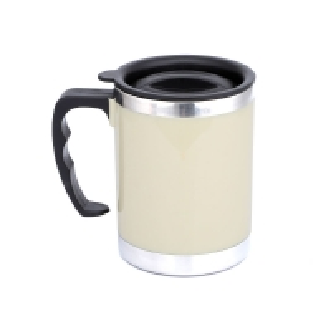 Quality 400CC Metal Insulated Coffee Mugs for sale