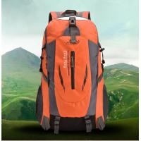 Quality 40L Large Capacity Outdoor Travel Backpack For Camping / Mountaineering Hiking for sale