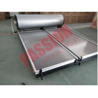 Quality Pressurized Solar Water Heater Flat Plate , Home Solar Water Heater For Bathing for sale