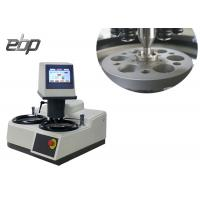 China Pneumatic Automatic Metallographic Sample Polishing Machine Equipped With Sample Holder on sale